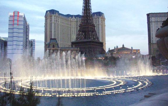 The Berkeley Hotel In Las Vegas