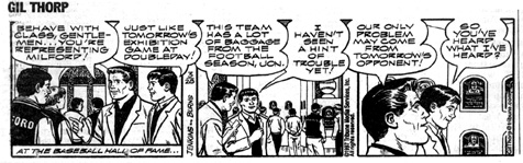 (Gil Thorp 97-03-28 comic strip)