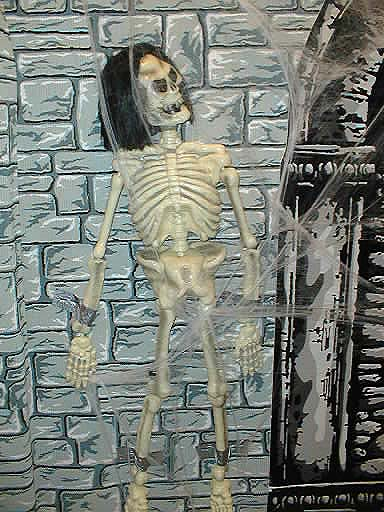 David Patterson's Halloween Decorations