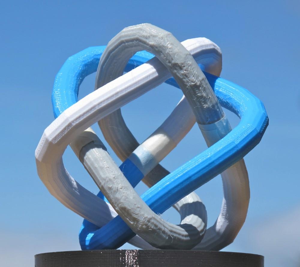 sculptures by Sequin